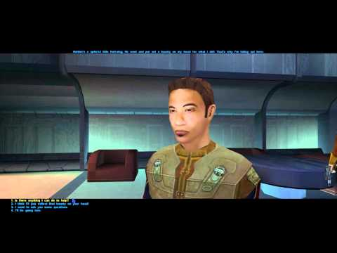 Let's Play Star Wars: Knights of the Old Republic - part 2: Taris