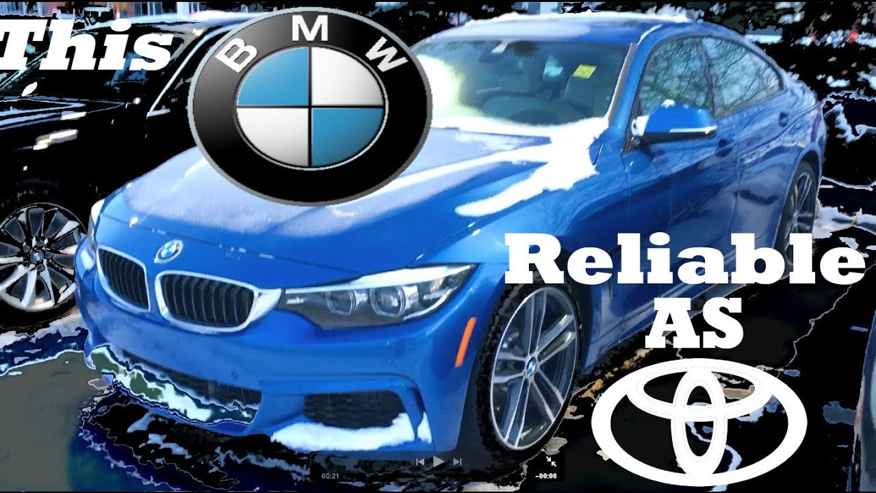 Bmw Vs Toyota Reliability Are Bmw S As Reliable As A Toyota Youtube