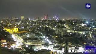 الأردن يتأثر بمنخفض جوي ذي خصائص شبه استوائية (26/10/2019)