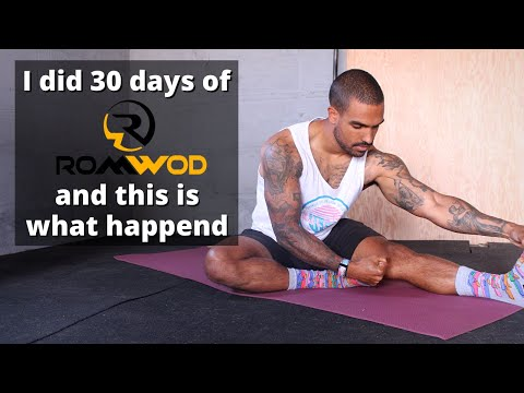 30 Days of RomWod | Results of the RomWod Challenge