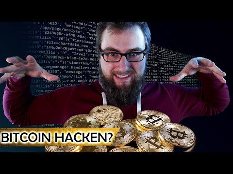 Kann man Bitcoin hacken? Spoiler: Ja