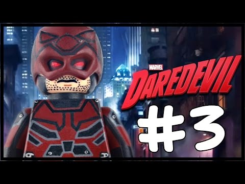 DAREDEVIL! - LEGO Marvel's Avengers Free Roam - Part 3(Türkçe Gameplay) HD