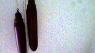 Winding A Cuckoo Clock