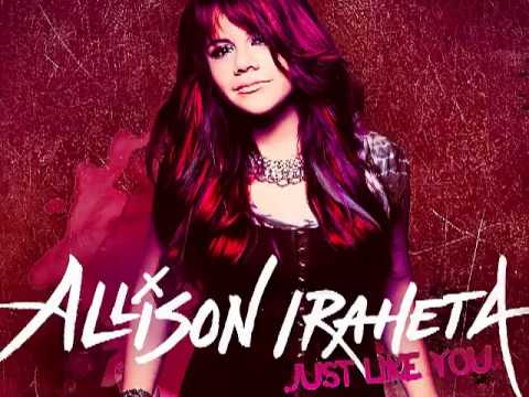 Allison iraheta scars lyrics