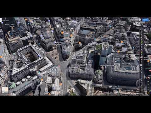 Как быстрее всего врубиться в лондонский Сити?