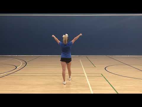Cerritos College Tryout Cheer #1