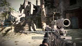 Medal of Honor Warfighter - Gameplay [ PC ]