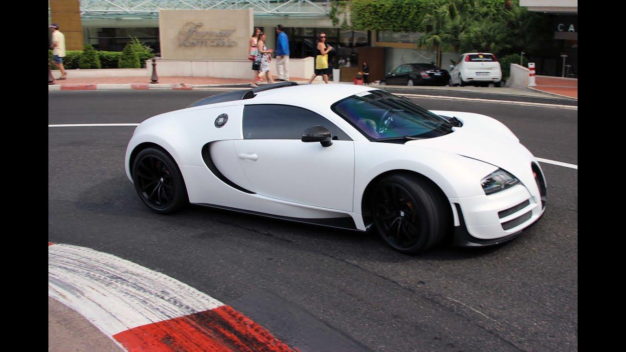 BEST OF Bugatti Veyron 2014 in Monaco !!! - YouTube