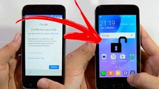 como *REMOVER conta google de qualquer Samsung 100% funcionando em 2020 | Google lock remove FRP