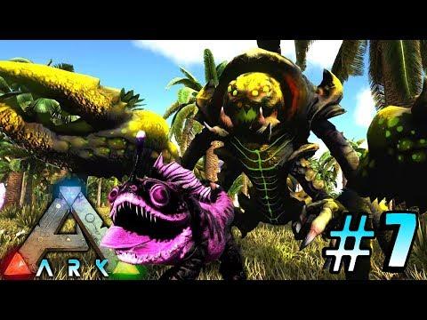 ARK: Paradise #7 - Der Wicked Bullbdog & ein Soldier Bug gehören nun zur Familie! | LP Ark Deutsch