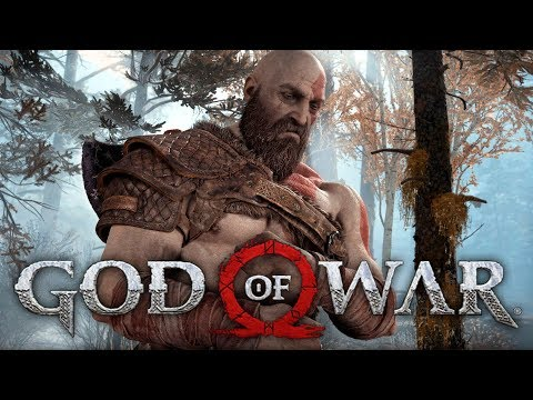 GOD OF WAR - O INÍCIO DE GAMEPLAY com KRATOS E ATREUS, Dublado e Legendado em Português PT-BR