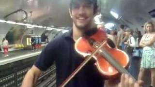 cha3bi on metro