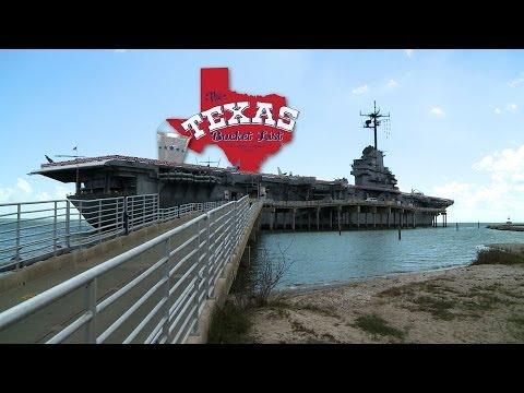 The Texas Bucket List - USS Lexington