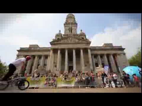 Portsmouth Street Games 2014 - Video Summary