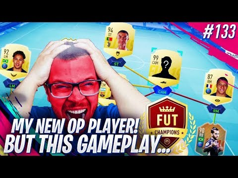 FIFA 19 I GOT A NEW OP PLAYER TO COMPLETE MY SQUAD BUT THIS GAMEPLAY RUINED EVERYTHING!