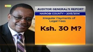 VIDEO: PAC Grills Kidero Over Misuse Of Ksh. 50B