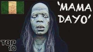 Top 10 Scary Nigerian Urban Legends