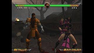 [TAS] Mortal Kombat Armageddon TREMOR (VERY HARD) (WII)