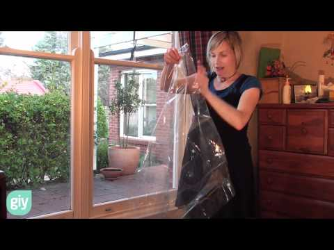 How To Do Simple Double Glazing With Window Insulating Film