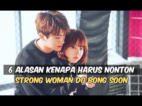 6 Alasan Harus Nonton Strong Woman Do Bong Soon | Drama Korea 2017