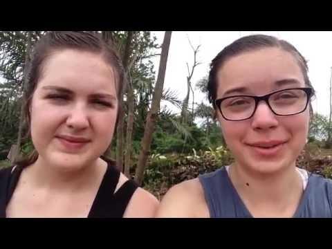 Emma and Marlene's Travel Vlog: Sierra Leone!