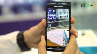 Sony Ericsson Xperia Arc LT15i(Элегантный стильный телефон Хperia Arc в ультратонком корпусе порадует не только ценителей прекрасного, но..., 2011-06-30T08:22:35.000Z)