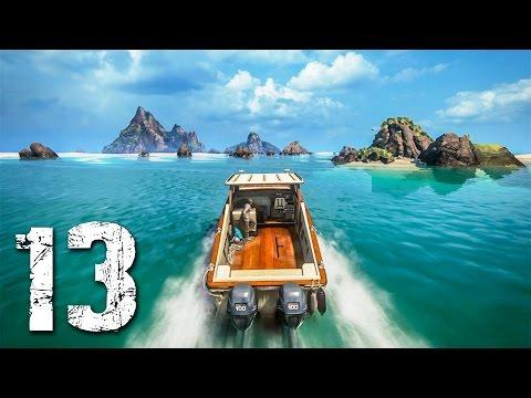 Uncharted 4 (13) TAMASYA KE PULAU SERIBU!! :D #Eh