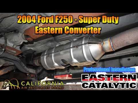 Catalytic Converter Repair - Monster Muffler - Wilmington California