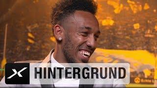 Pierre-Emerick Aubameyang bleibt Borusse: Seine besten Aussagen! | Bundesliga