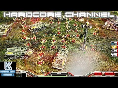 Command & Conquer Generals: Zero Hour - 2v2 Боевое крещение Свата