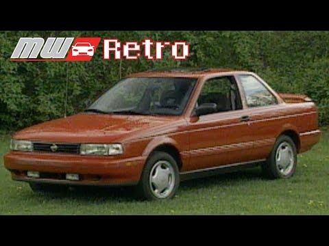 1992 Nissan Sentra SE- R | Retro Review