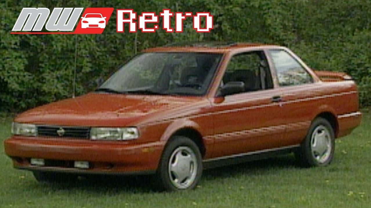 1992 Nissan Sentra Se R Retro Review Youtube Comparison of 1990 nissan sentra with similar cars. 1992 nissan sentra se r retro review