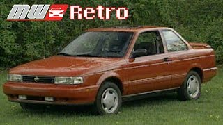 1992 Nissan Sentra SE- R | Retro Review