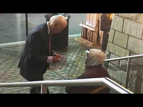 Joe Biden Homeless Picture Goes Viral