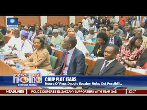 House Of Reps. Deputy Speaker Rules Out Possibility Of Coup