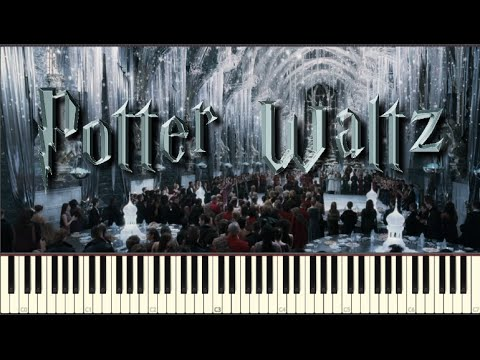 "Potter Waltz ""Harry Potter and the Goblet of Fire"" - Patrick Doyle"