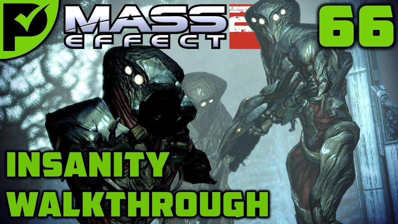 Suicide Mission - Mass Effect 2 Walkthrough Ep. 66 [Mass Effect 2 Insanity Walkthrough]