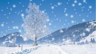 Снег Кружится, Снег Ложится - Снег, снег, снег Белые Стихи