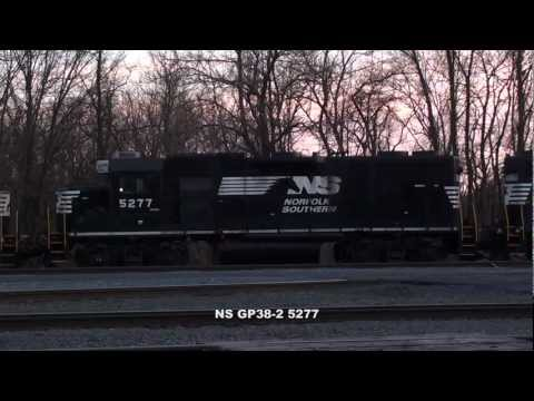 Former BN Natural Gas unit on K534-12, EMD and Bright Future Power, Extras, and more!