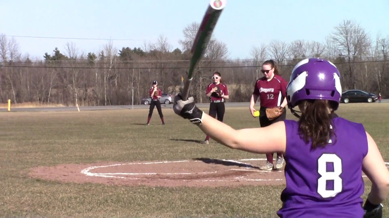 NCCS - Ticonderoga Softball  4-23-18