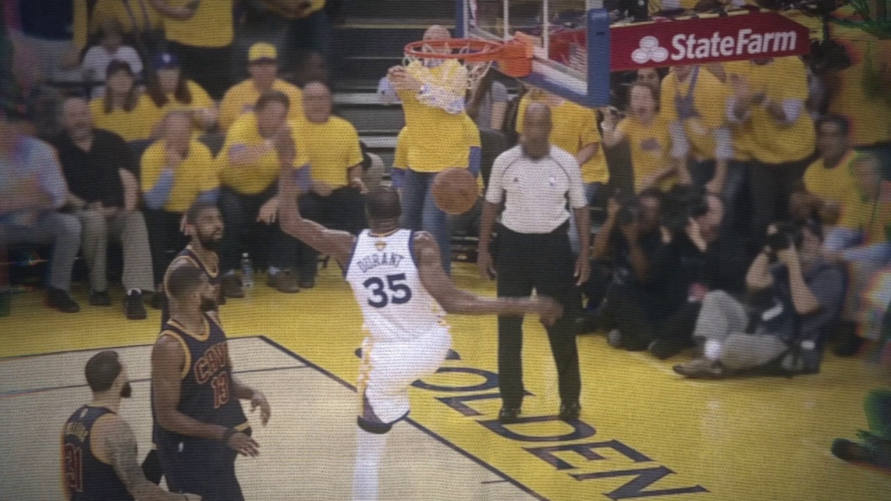 Nike Celebrates Kevin Durant s 2017 NBA Finals MVP with