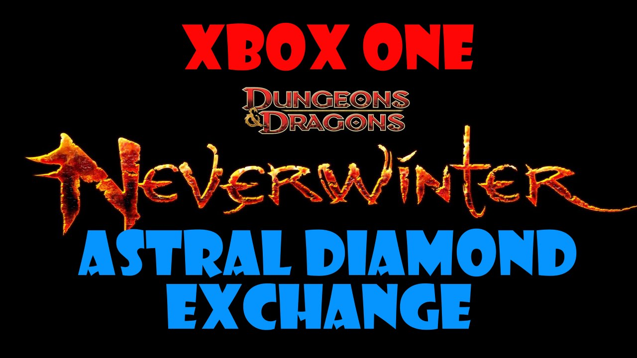 neverwinter astral diamonds how to get