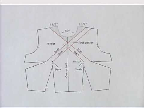 Pattern Making For Fashion Design 2 Youtube