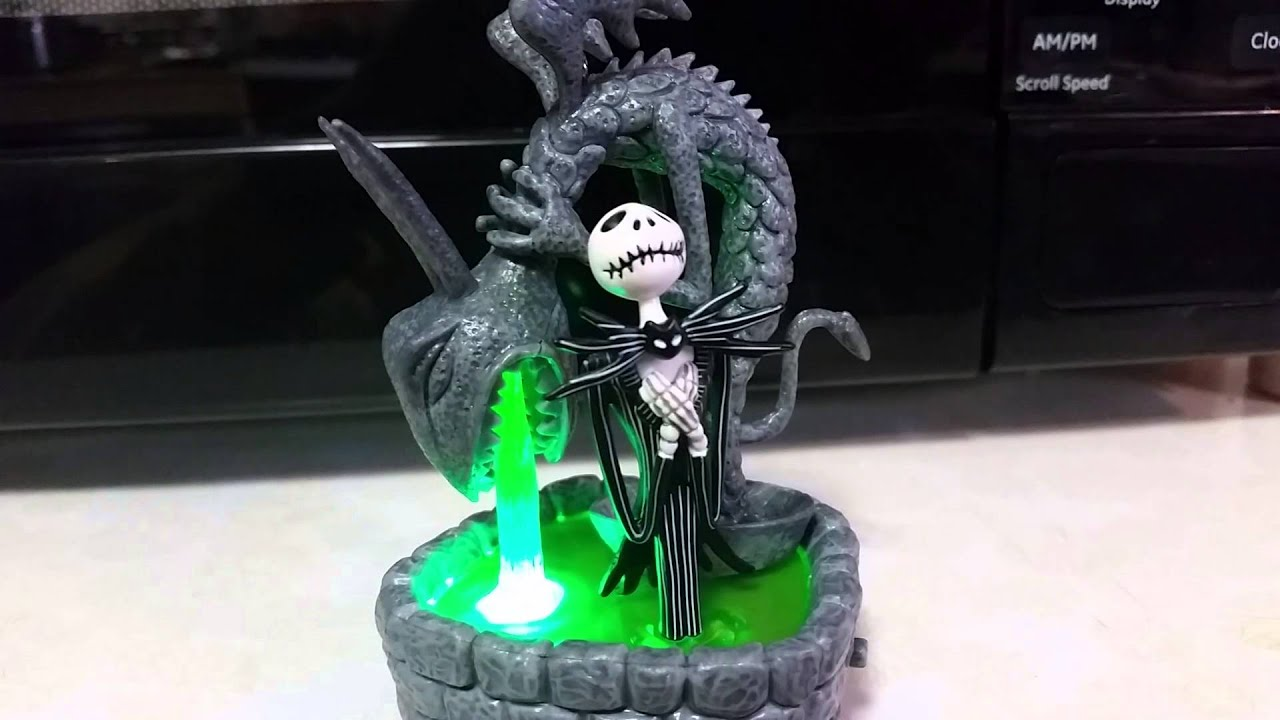 Hallmark Keepsake ornament - Jack Skellington - YouTube