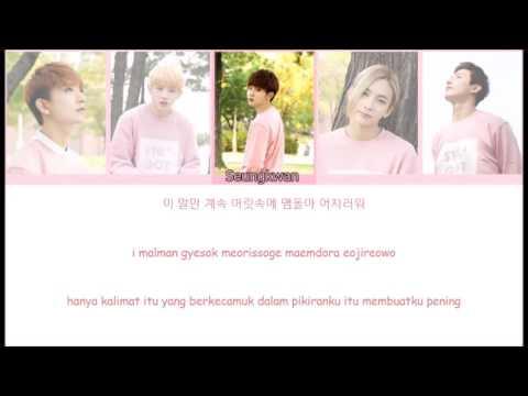 SEVENTEEN(세븐틴) - When I Grow Up (어른이 되면) [Han/Rom/Indo Lyrics]