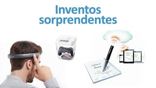 Inventos actuales para el día a día