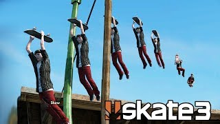 Skate 3: CRAZIEST GAP EVER!? | Epic Challenges!
