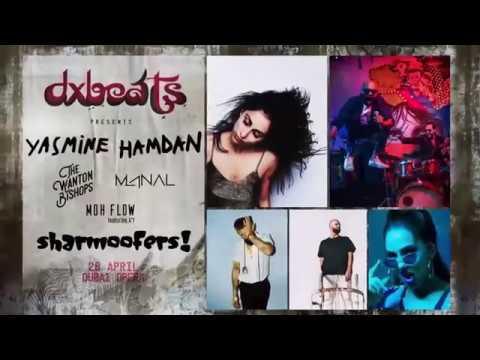 dxbeats at Dubai Opera 28 April