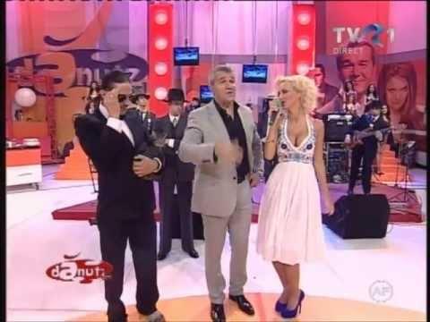 """Anca Neacsu, Marilyn Monroe, MC Robinho--""""NOAH""""3 July 2011"""