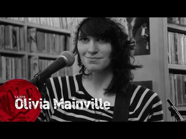 Qualities by Olivia Mainville Live in-studio session